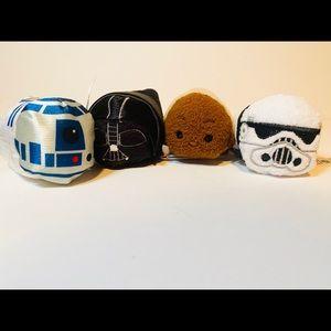Disney Tsum Tsum Star Wars Collectible Plush
